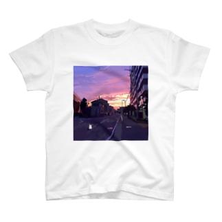 「夜がくるまえに」 T-shirts