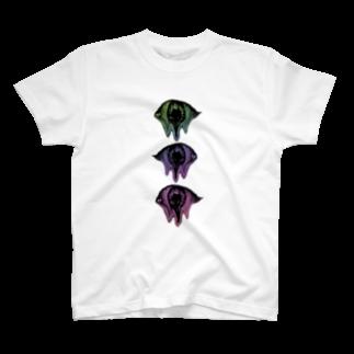 BeauDAのeye's T-shirts