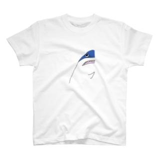 家政婦のサメ T-shirts