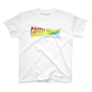 緑の気持ちVol.1 T-shirts