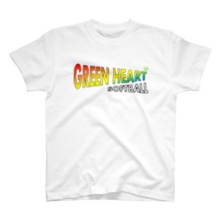 緑の気持ちVol.2 T-shirts