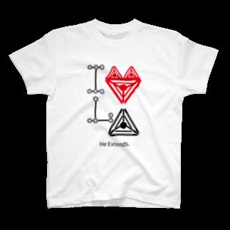 type28のI Love LinkAmp T-shirts