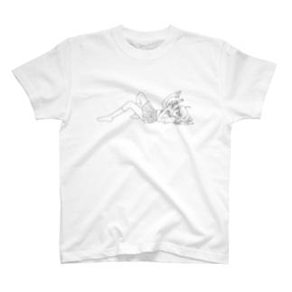 ネカフェ T-shirts