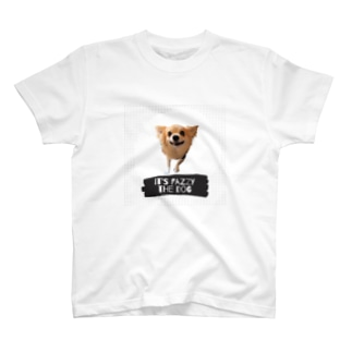 It's fazzy the dog T-shirts