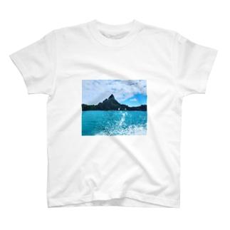 ボラボラ島🌴 T-shirts