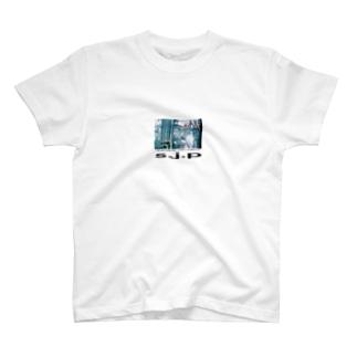 『目覚め(s.j.p)』 T-shirts