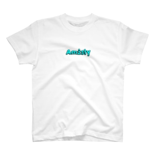 Amżsły logo tee T-shirts