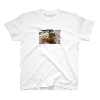 アカガエル君 T-shirts
