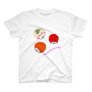 てまりずしちゃんず T-shirts