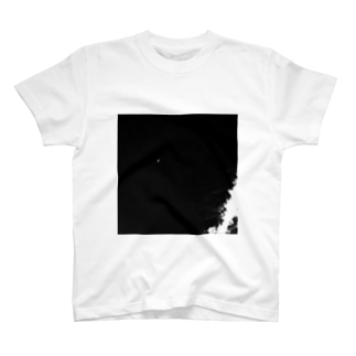 moon and cross T-shirts