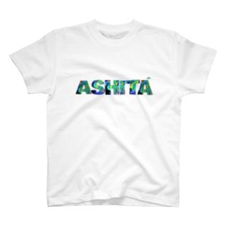 A SHIT A(ミドリ) T-shirts