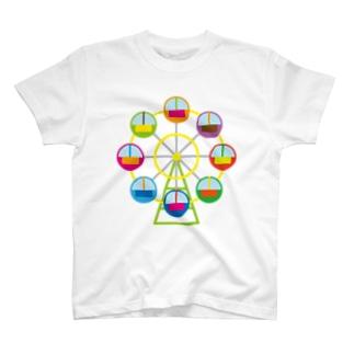 観覧車 T-shirts