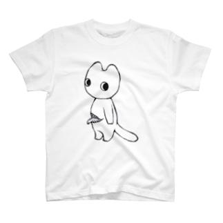 ヘクジョキン テーシャツ T-shirts