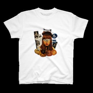 ジョセート の街ガール T-shirts