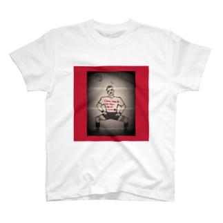 ラグビーを好きになりました T-shirts