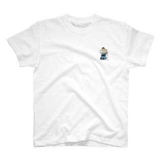 怪談ジャンキーズTシャツ T-shirts