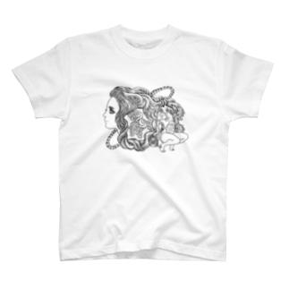 ぐるり輪 T-shirts