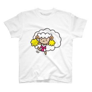チアガールめぇる T-shirts