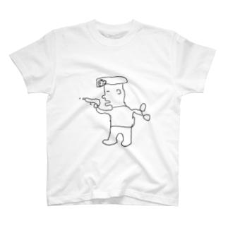 まさみポリス T-shirts