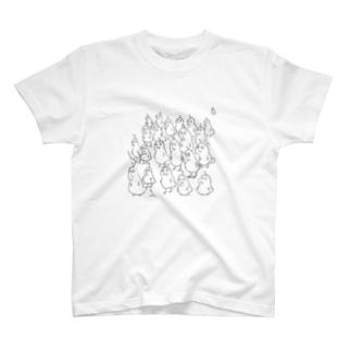 ズズミン T-shirts