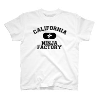 california ninja factory  T-Shirt