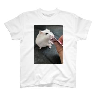 ハムスターのゆきみ T-shirts
