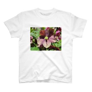 密やかに・楚々と T-shirts