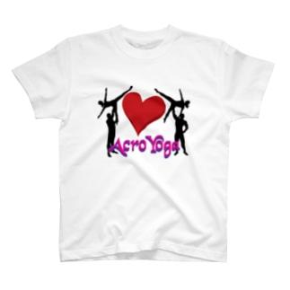 Love AcroYoga 3D T-shirts