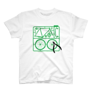 PLASTIC MODEL T-shirts