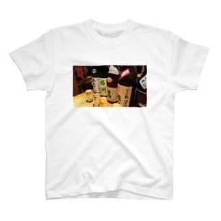 日本酒 T-shirts