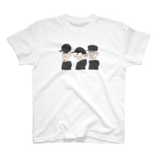 GANSO BURITSU T-shirts