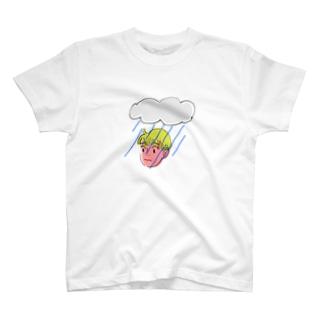 偏頭痛 T-shirts