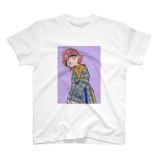 かわいいくん T-shirts