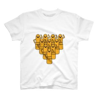 #60 「ハニワ/820」~本庄市~ T-shirts