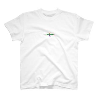 えんぴつひこーき T-shirts