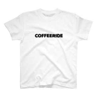 コーヒーライド T-shirts