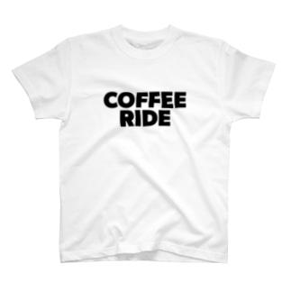 コーヒーライドBK T-shirts