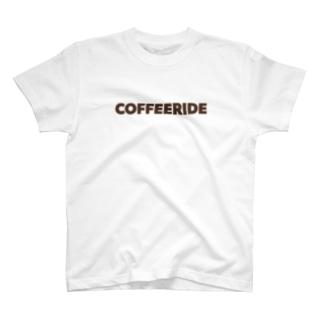 コーヒーライドちびり T-shirts