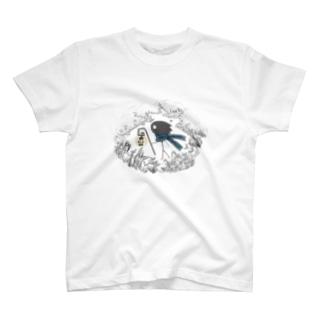 旅人・ホロ T-shirts