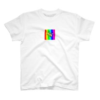 さくまのガンギマリミニハチくん T-shirts
