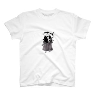 カツオ武士 T-shirts