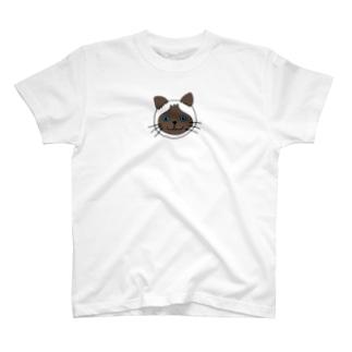 オイラはシャムネコ T-shirts