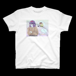 きょんCのプリン T-shirts
