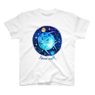 MOON FISH T-shirts