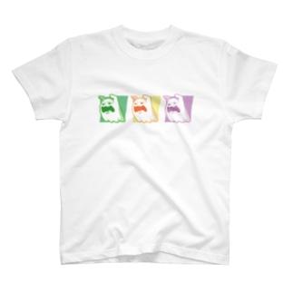 おばけトリオ T-shirts