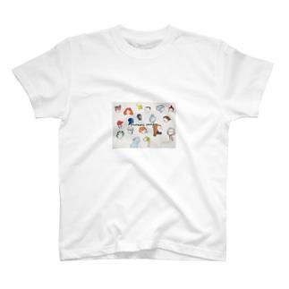 Georgian People T-shirts