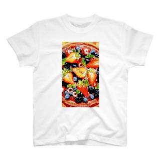 ベリータルト T-shirts