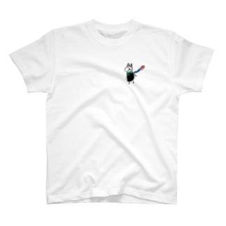 娘マフちゃん T-shirts