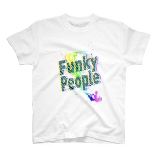 ふぁんきー T-shirts