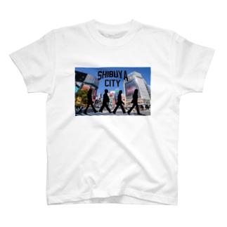 SHIBUYA CITY T-shirts